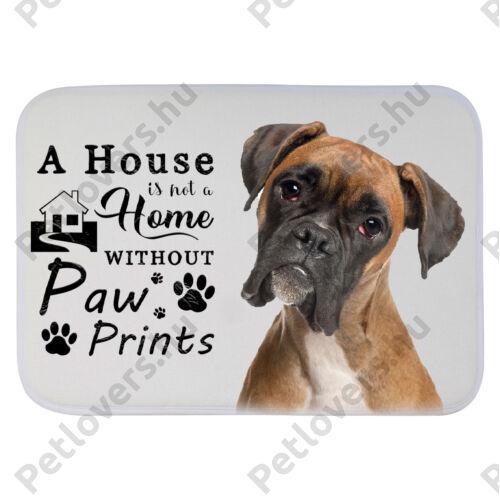 Boxer mintás szőnyeg - a house