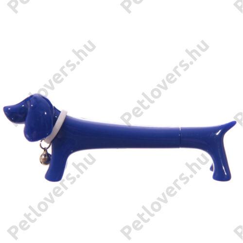 Kutyás toll - kék