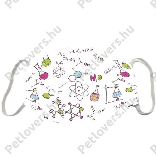 Iskolás maszk - kémia