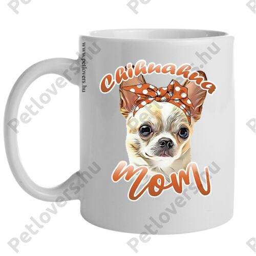 Chihuahua bögre - mom