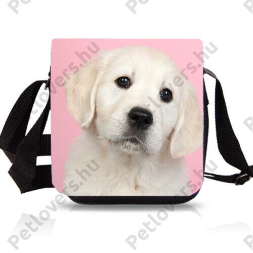 Labradoros oldaltáska - puppy