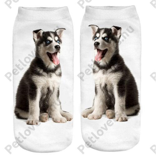 Husky zokni - puppy